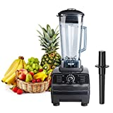 Best Blenders Smoothies Heavy Duties - Blender for Shakes and Smoothies, 1800W Professional High Review