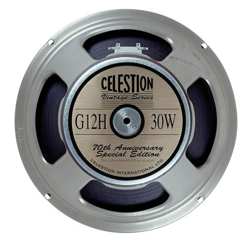 Celestion G12H 70th Anniversary guitar speaker, 8ohm