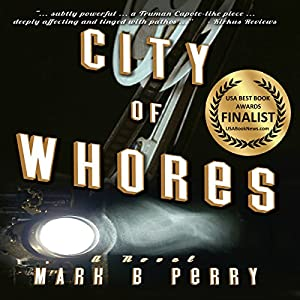 City of Whores Audiobook