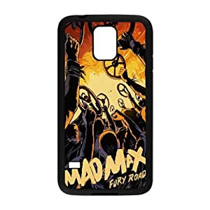 XOXOX Cover Custom Mad Max Phone Case For Samsung Galaxy S5 i9600 [Pattern-5]