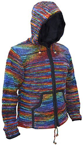 Dye Lunghe Tie Kathmandu Uomo Little Maniche Rainbow Black Giacca Oq8TOxwUt