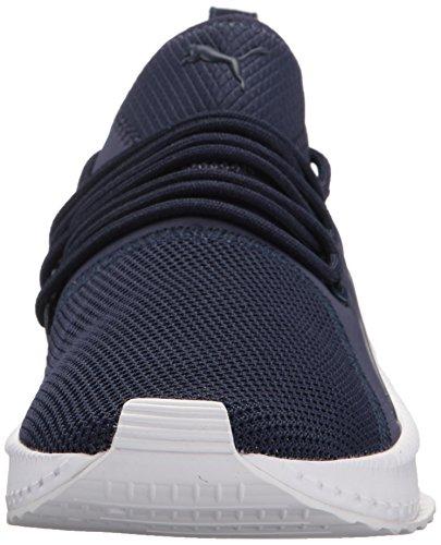 PUMA puma Tsugi Solid Men's Apex Peacoat Sneaker White rYwrHT