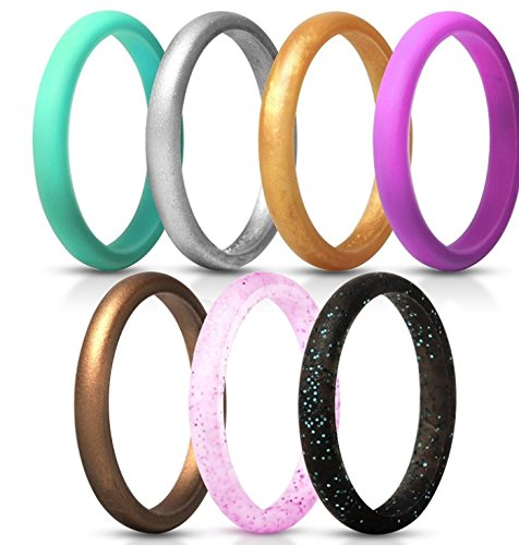 Great Silicone Rings
