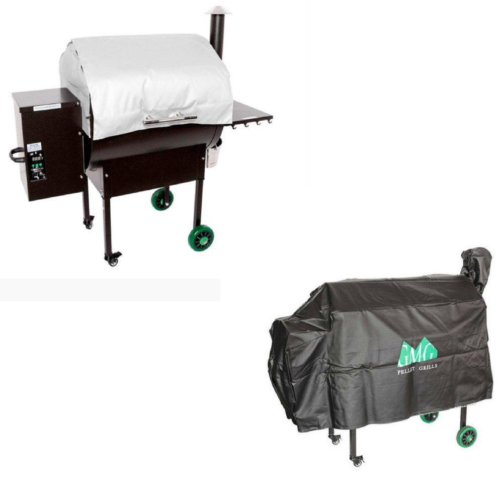Green Mountain Grill Daniel Boone Cover & Thermal Combo by Green Mountain Grills
