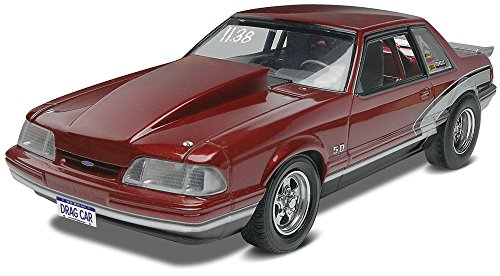 (Revell/Monogram 90 Mustang LX 5.0 Drag Racer Model Kit)