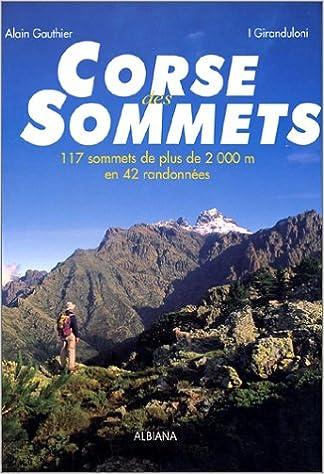 Livres gratuits Corse des sommets pdf ebook