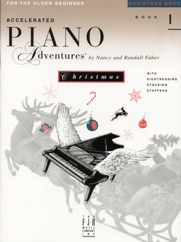 Accelerated Piano Adventures, Christmas Book 1