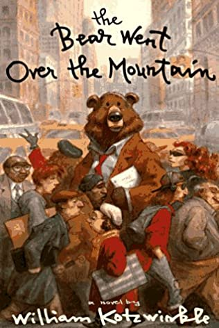 book cover of The Bear Went Over the Mountain