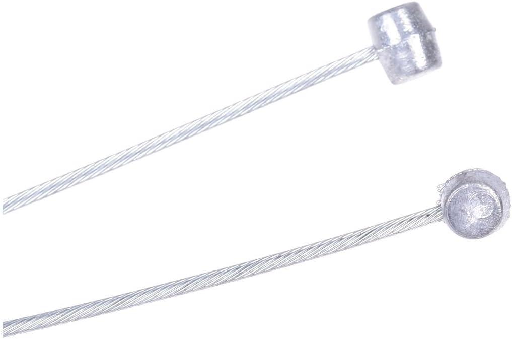 REFURBISHHOUSE Acier 1,7 Metres Universel Cable de Frein Arriere a Bicyclette 2 Pcs