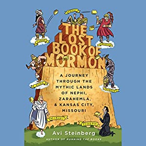 The Lost Book of Mormon Audiobook