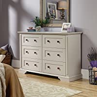 Sauder New Grange 6 Drawer Dresser