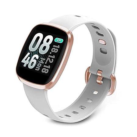 ZNSBH Reloj Inteligente,Smartwatch Pulsera Inteligente Impermeable ...