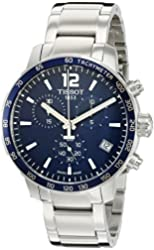 Tissot Men's Swiss Quartz Stainless Steel Casual Watch (Model: T0954171104700)