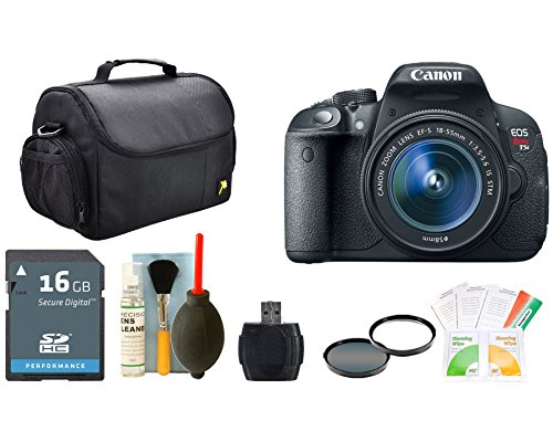 EOS Rebel T5i EF-S 18-55 IS STM Lens Kit Package 2