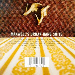 Maxwell's Urban Hang Suite [Vinyl] by Columbia