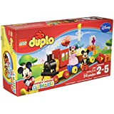 LEGO Duplo l Disney Mickey Mouse Clubhouse Mickey & Minnie Birthday Parade 10597 Disney Toy