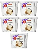 Pepperidge Farm Milano Double Chocolate Cookies, 5Pack of 15 Ounce