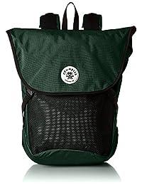 Crumpler Seedy Bar Messenger Backpack | Forest Green