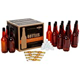 Mr. Beer Homebrewing 2 Gallon Deluxe Beer Bottling System, 0.5-Liter