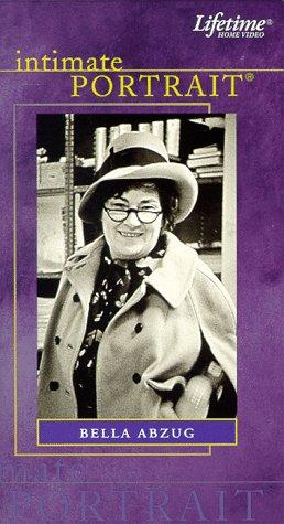 Intimate Portrait: Bella Abzug [VHS]