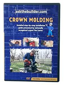 Ask the builder crown molding installation for Ask the builder