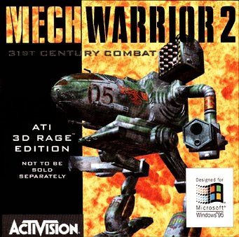MechWarrior 2: ATi 3D Rage Edition