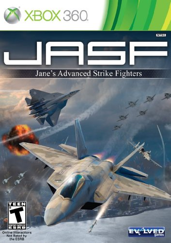 Jane's Advance Strike Fighters - Xbox 360 (Xbox 360 Air Combat)