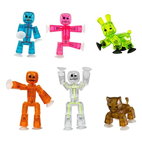Stick Figures 2 - Stikbot Family Pack Series 2