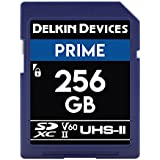 Delkin Ddsdb1900256 Devices 256gb Prime Sdxc Uhs ii U3v60 Memory Card