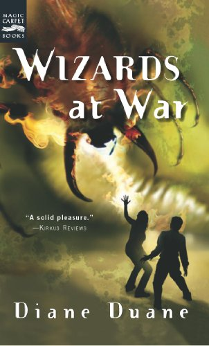 book cover of Wizards at War