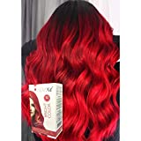 Best Bright Red Hair Dyes - Dexe Bright Color Bright Red 180 ml, Revolutionary Review
