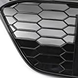 AutoModed Front Upper Grille Grill Replacement