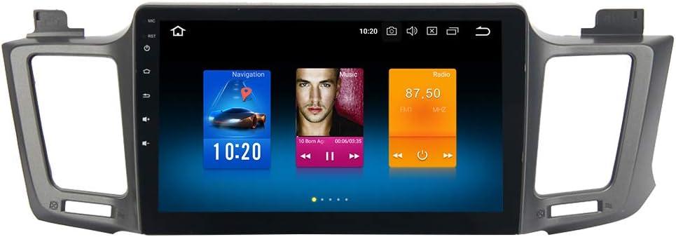Amazon Com Dasaita Android 10 0 Car Stereo For Toyota Rav4 2014 2015 2016 2017 2018 Radio With 10 2 Screen Gps Navigation 4gb Ram 32gb Rom Head Unit Gps Navigation