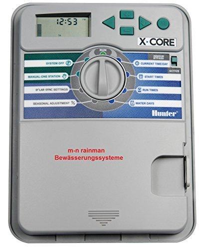 Hunter Steuergerät XC-801 i-E (Bewässerungscomputer) Innenraummontage