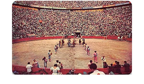 El Paseo de as Cuadrillas Tarjeta Postal Bullfighting The ...