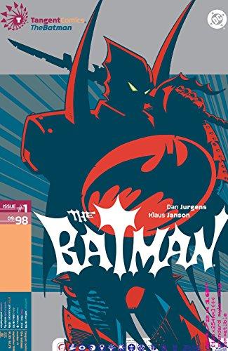 Tangent Comics: The Batman (1998) #1 (Tangent Comics (1997-1998))