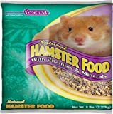 F.M. Brown's Brown's Naturals, 5-Pound, Hamster/Gerbil Food
