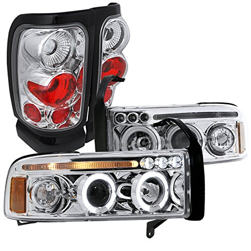 10 best 2001 dodge ram 2500 headlights clear