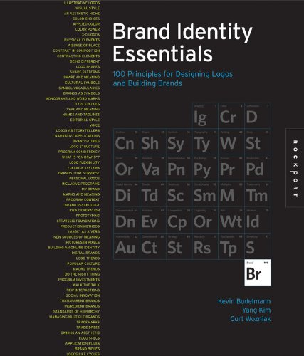Brand Identity Essentials: 100 Principles for Designing Logos and Building (Logo Beverage)