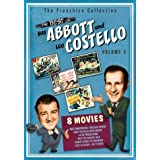 The Best of Abbott & Costello, Vol. 3 ( Go to Mars / In The Foreign Legion / Meet Frankenstein / Meet The Invisible Man / Meet The Killer / Comin' Round The Mountain / Lost In Alaska / Mexican Hayride