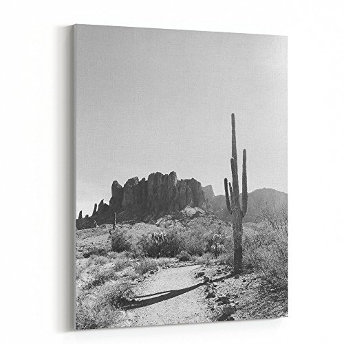 Westlake Art - Superstition Southwest - 24x30 Canvas Print Wall Art - Canvas Stretched Gallery Wrap Modern Picture Photography Artwork - Ready to Hang 24x30 Inch by Westlake Art