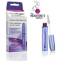 RapidBrow Eyebrow Enhancing Serum, 3ml /0.1 Fl Oz (2 Pack)