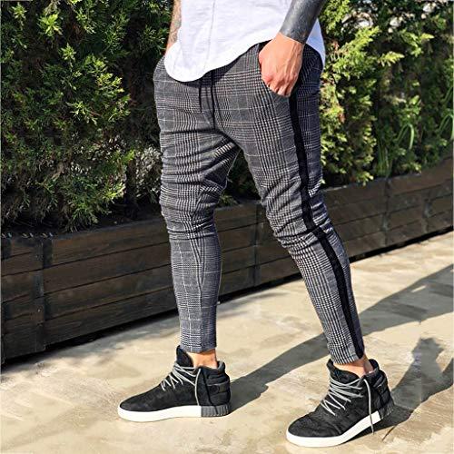 Occasionnels Survêtement Et Sport Pantalon Zippé Gris De Lâche Mode Mcys Automne Homme Hiver Casual Jogging gxSOqZ1