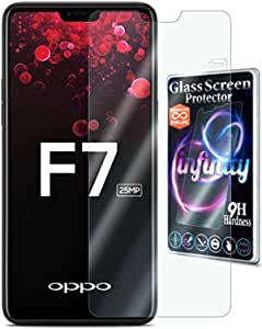 Infinity Glass Screen Protector for Oppo F7 - Clear