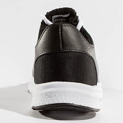 Thug Life Herren Schuhe/Sneaker Nosmis Schwarz