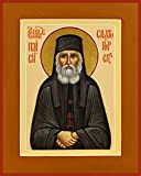 St. Paisius of the Holy Mountain (Athonite) Russian Orthodox icon