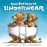 One Big Pair of Underwear, Laura Gehl, 1442453362