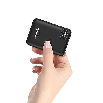 Cargador de teléfono portátil pequeño de 10000 mAh, carga ...