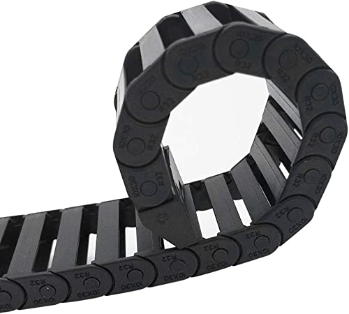 TrifyCore Plástica del Cable de Remolque 3D Wire Impresora Cadena ...