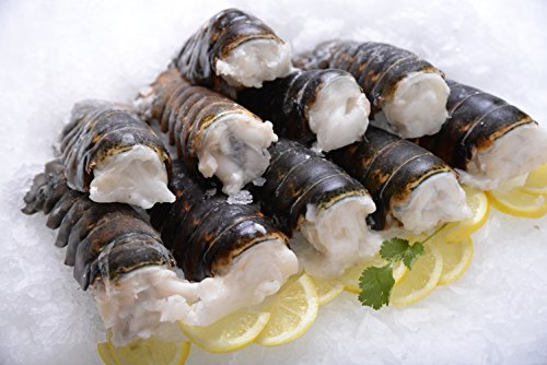 - Ten 3-4 OZ Cold Water Canadian Lobster Tails